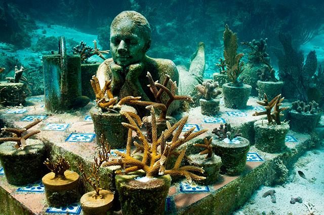 Preferência Nuevo museo subacuático en Playa del Carmen - Quintana Roo Hoy RU93