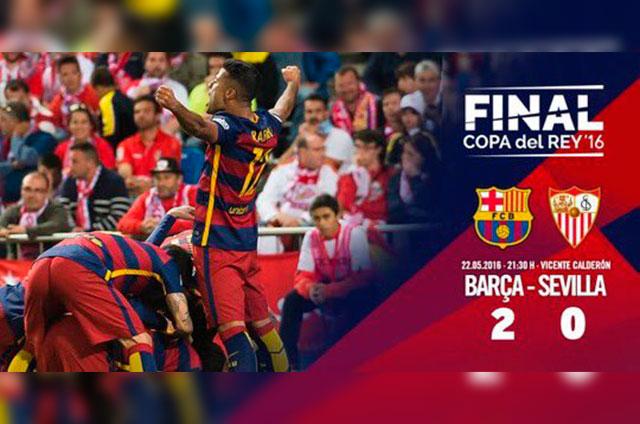 Barcelona Gana La Copa Del Rey Quintana Roo Hoy