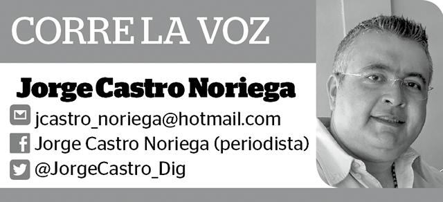 Jorge Castro Noriega