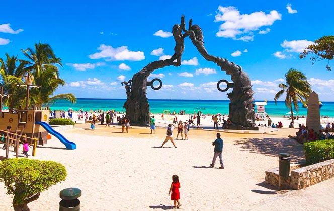 Oferta vacacional en Playa del Carmen de lujo 3 días de viaje con desayunos incluidos  4