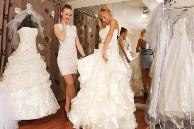 986bff8dfb novia-vestido de novia CLAIMA20150319 0866 27. Encontrar el vestido de ...