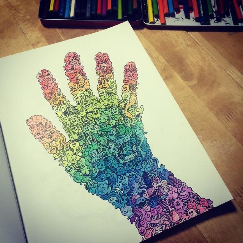 Colorear y rellenar dibujos, una terapia anti-estrés - Quintana Roo Hoy