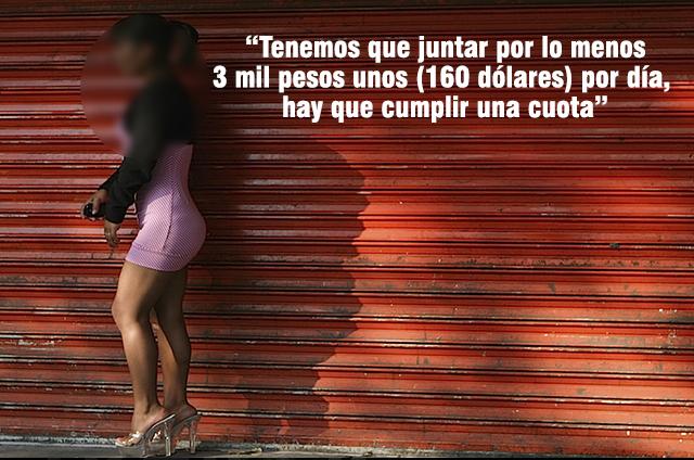 esclavo chicas que ofrecen servicios sexuales