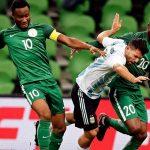 Nigeria lo dio vuelta y goleó a la Selección Argentina